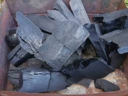 Услуги по фасовке древесного угля