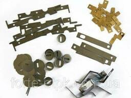 Услуги по изготовлению деталей из листового металла методом холодной штамповки на. ..