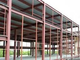 Услуги по изготовлению металлоконструкций любой сложности