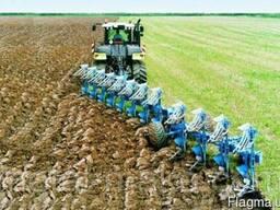 Услуги по обработке земли
