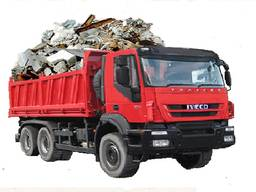 Услуги по очистке территорий уборке вывозу строительного мусора строймусора