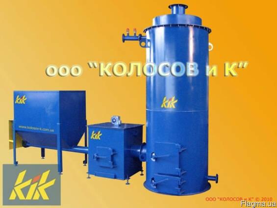 Услуги по переводу газовых котельных на твердотопливные