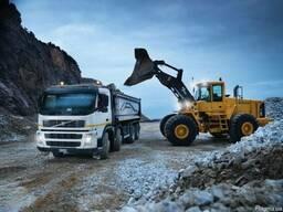 Услуги по вывозу строительного мусора и грунта
