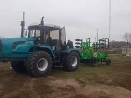 Услуги подготовки почвы, дисковка, плуг, опрыскивание, посев