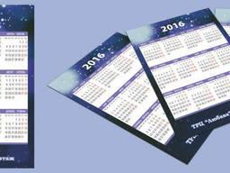 Услуги полиграфии, визитки, еврофлаера, листовки - фото 7