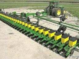 Услуги посева сои кукурузы подсолнечника кукурузы