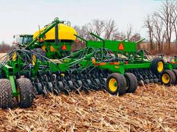 Услуги посева, требуется трактор.