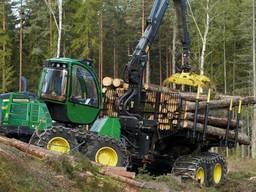 Услуги расчистки мелколесья, леса под посев