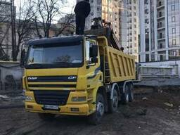 Услуги самосвалов 35-40т Одесса.