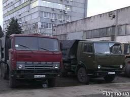 Услуги самосвалов Камаз 10-12 тонн