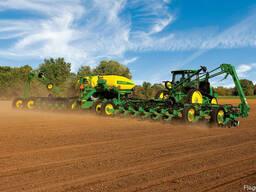 Услуги сеялки посевного комплекса, посев зерновых рапса сои