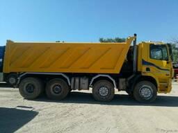Доставка песка, щебня, вторичного щебня в Одессе.