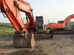 Услуги строительной техники в Донецкой области.