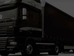 Услуги перевозки грузовиками DAF Бахмут