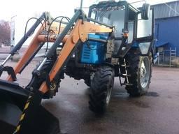 Услуги трактора МТЗ-892