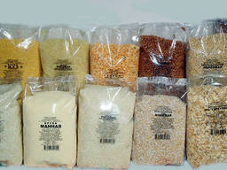 Услуги упаковки-фасовки сыпучей продукции