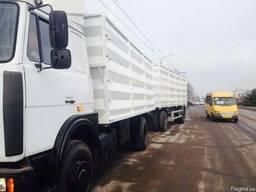 Услуги Зерновоза Запорожье МАЗ 80 м3