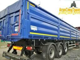 Услуги зерновозов, перевозка зерна