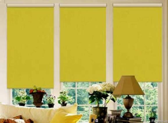 Установить жалюзи (тканевые, рулонные ролеты) на окно(а)