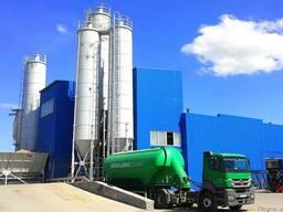 Установка бетоносмесительная для производства плитки