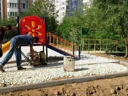 Установка детских площадок в Киеве и Киевской области.