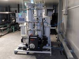 Установка для производства азота