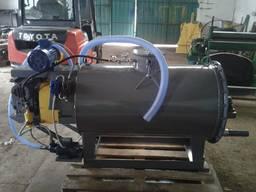 Установка для производства пенобетона касетного и наливного