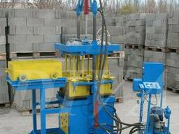 Установка для производства шлакоблока цена Украина