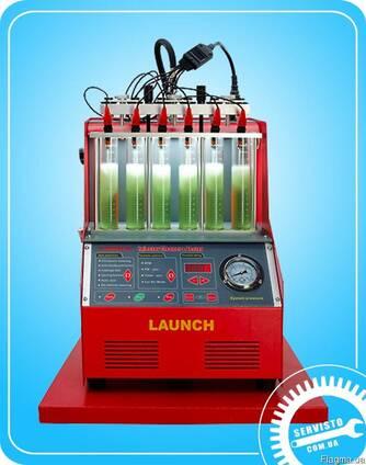 Установка для проверки и чистки форсунок Launch 602
