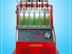 Launch CNC-602A - диагностика и очистка инжекторных форсунок