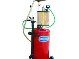 Установка для вакуумного отбора масла Flexbimec 3198
