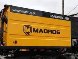 Установка для ямочного ремонта MADPATCHER MPA6.5W производства MADROG 2021.