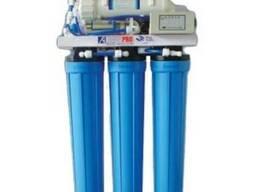Установка фильтров очистки воды, водоочистка Севастополь.