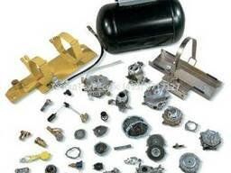 Установка газобаллонного оборудования (ГБО) на погрузчики.