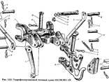 Брус прицепной 151.58.123-2 к тракторам Т-150К, ХТЗ - фото 1