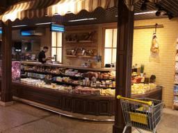 Установка холодильного обладнання для магазину і супермаркету