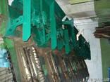 Установка измельчителя на кукурузную жатку John Deere, CASE - фото 3