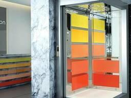 Установка лифтового оборудования