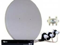 Установка, настройка, ремонт спутниковых антенн