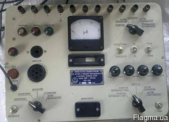Установка образцовая для поверки ИПУ-01М