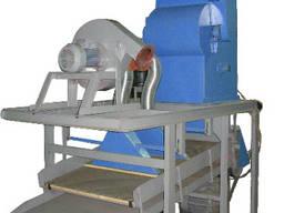 Установка обрушивания семян подсолнечника 1000 кг/ч
