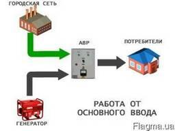 Установка, подключение и обслуживание генераторов