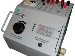 Установка проверки простых защит – 450/2000