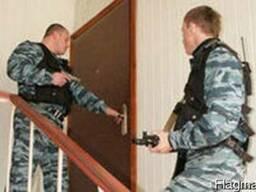 Установка сигнализации на квартиру. Охрана квартиры