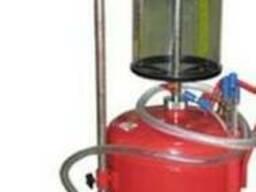 Установка слива и откачки жидкостей Kraft B8010KVS
