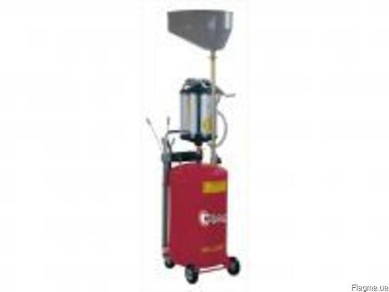 Установка слива и вакуумного отбора масла HC-2097 эконом