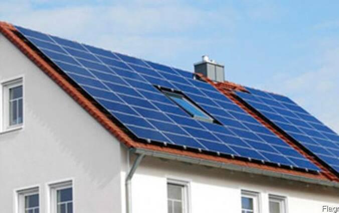 Установка солнечных батарей в Ялте Эпоха Бриз.