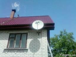 Установка спутникового оборудования Киев