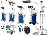 Установки для замены масла, маслозаменное оборудование - фото 1
