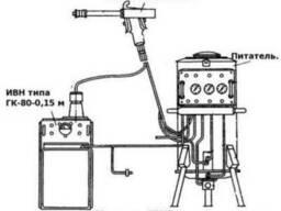 Установка УЭНП с распылителем РЭП-3